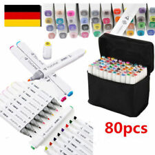 80 Copic type Marker Ciao Permanent Marker Touch Stifte Graphic Tip Architektur