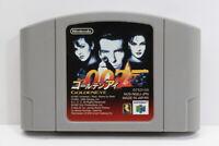 007 GOLDENEYE Golden Eye Nintendo 64 N64 Japan Import US Seller E1585 B