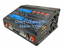 UltraPower UP100AC Duo 2 Port 10A 6A Balancing Battery Charger LiPo LiHV NiMH DC