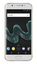 Téléphones mobiles dorés avec android, 64 Go