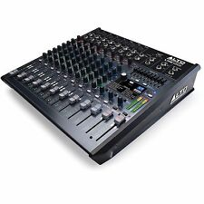 Alto LIVE 1202 Mixer with Digital Effects 8 channels