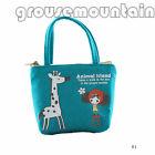 Practical Ladies Girls lovely Mini Clutch Purse Handbag Cosmetic Bag Tote GRO