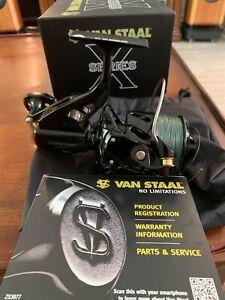 Van Staal VSB200BXP Spinning Reel