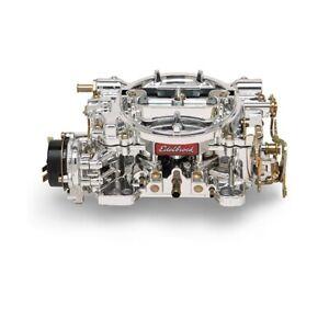 Edelbrock 140649 Performer Series Carburetor, 600 CFM, 4-Barrel