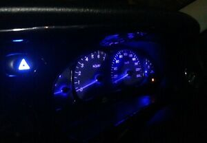 VT VX VU UTE Calais Berlina SS HSV Blue LED Dash Cluster Light Kit Commodore