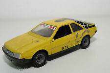 POLISTIL RENAULT FUEGO RALLY YELLOW EXCELLENT CONDITION