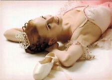 Ballerina Ilmira Bagautsinova Modern Russian postcard