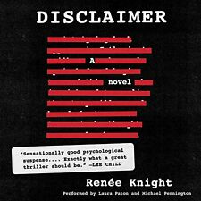 Disclaimer: A Novel Audio CD – May 19, 2015 by Renee Knight (Author)