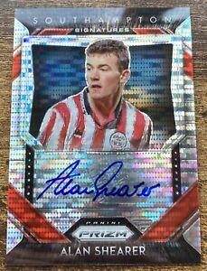 2020-2021 Panini Prizm League Alan Shearer Southampton FC Autograph EPL