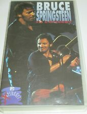Musikvideo - Bruce Springsteen - in Concert - VHS/SMV