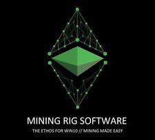 Mining Rig logiciel-Easy Ethereum, monero & Co Mining-like Ethos for win10!