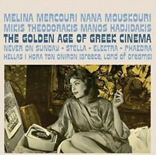 The Golden Age of Greek Cinema 5013929330337 by Various Artists CD