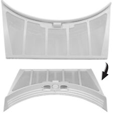ELECTROLUX Genuine Tumble Dryer Lint Screen Fluff Filter Door Pocket Cage