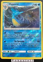 Carte Pokemon HYPOROI 31/147 Holo REVERSE Soleil et Lune 3 SL3 FR NEUF