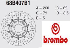 Disco freno BREMBO Serie Oro ANT BMW 1000 R 100 CS 76 > 89