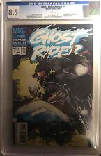 Ghost Rider Annual 1 Marvel Comics  1st App of Night Terror CGC 8.5