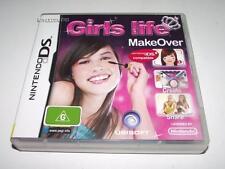 Girls Life Make Over Nintendo DS 2DS 3DS Game Preloved *Complete*