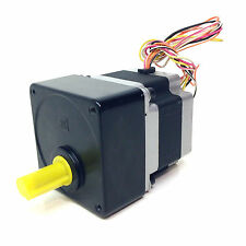 Stepping Motor / Gearbox MT34FN26030B8G1 Ever Elettronica MT34FN-26030B8G1