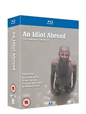An Idiot Abroad Complete TV Series Collection 5-Discs Seasons 1 2 3 New Blu Ray