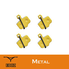 4 Pairs Metal Bicycle Metallic disc Brake Pads for SRAM AVID Elixir DB1 DB3 DB5