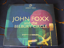 Slip Album: John Foxx & The Belbury Circle : Empty Avenues : Sealed