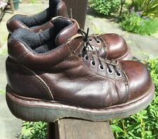 Dr Martens Womens Ankle Boot Sz 5 Uk 7 Us  EUR 38 Brown Leather 8550 ENG.