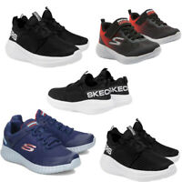 Skechers Boys Kids Trainers Go Run 600 Running Sports Training Casual Shoes Size
