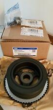 Genuine Ford Crankshaft Pulley CM5Z-6312-H + BOLT 1S7Z-61340-AA | DEALER
