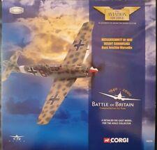 Corgi Aviation Messerschmitt Bf-109E Desert Camouflage Hans J Marseille 49204