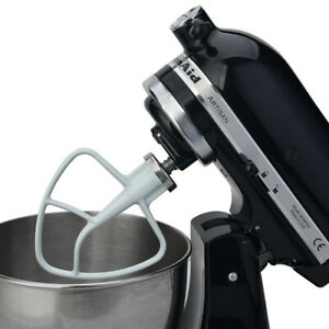 K45B Coated Flat Beater Blade for Kitchen Aid 4.5-5 Quart Tilt-Head Stand Mixers