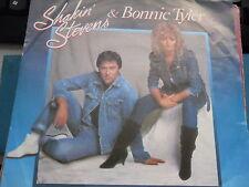 "SHAKIN' STEVENS & BONNIE TYLER ""A ROCKIN' GOOD WAY""  ON THE EPIC LABEL"