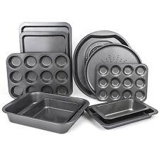 Mastronics Premium Bakeware Set Non Stick Baking Trays Oven Sheets Roasting Tin