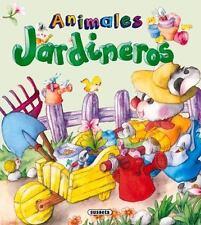 Animales jardineros (Yo quiero ser) (Spanish Edition)-ExLibrary