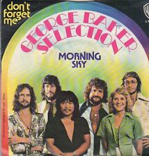 disco 45 GIRI George BAKER SELECTION MORNING SKY - DON'T FORGET ME