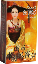 Tarot Chinois Jeu de tarot divinatoire en Français 78 arcanes peints + livret
