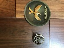 The Hunger Games Mockingjay Pins Set Of 2