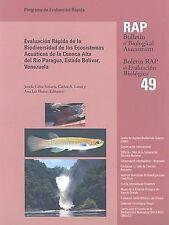 Evaluacion Rapida de la Biodiversidad de los Ecosistemas Acuaticos de -ExLibrary