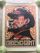 Shepard Fairey Lenin Stamp 2018 Signed Numbered OBEY Large Format Print Poster
