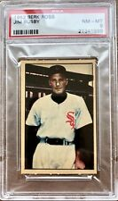 1952 Berk Ross Jim Busby PSA-8 NM-MT  Chicago White Sox