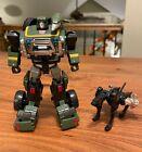 Transformers Henkei Hound & Ravage 100% Complete Excellent Condition