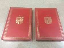 The Memoirs of the Duc de Saint-Simon Limited Editions Club 1959 Signed Two Vols