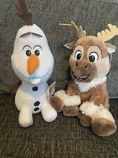 Soft Toy Baby Reindeer Young Sven 27cm for Frozen 2 Original Disney Official
