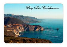 "California Big Sur Coast#1  Travel Souvenir Photo Fridge Magnet 3.5""X2.4"""