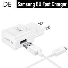 Micro USB Kable EU Charger Adaptive Fast Ladegeräte Samsung Galaxy S7/S7 Edge