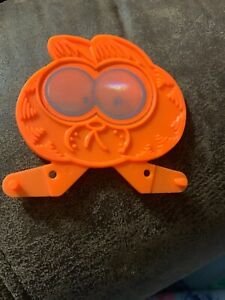 Garfield Promotional Cereal Premium Bicycle Reflector New 1978