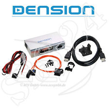 DENSION USB iPHONE 3 4 S PORSCHE 911 BOXTER cdr23 cdr24 BMW 7er e65 e66 Interface