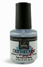 INM Out of The Door Super Fast Dry Top Coat - .5 oz 15 mL