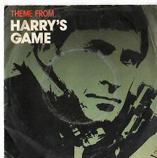 "Clannad - Theme From Harry's Game 7"" Single 1982"