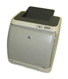HP LaserJet 1600 Standard Color Laser Printer w/Toner Installed