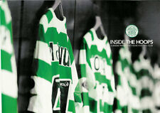 "Celtic Football Club Book - ""Inside the Hoops"" - A Unique Insight"
